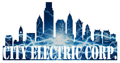 City Electric Corp. Logo